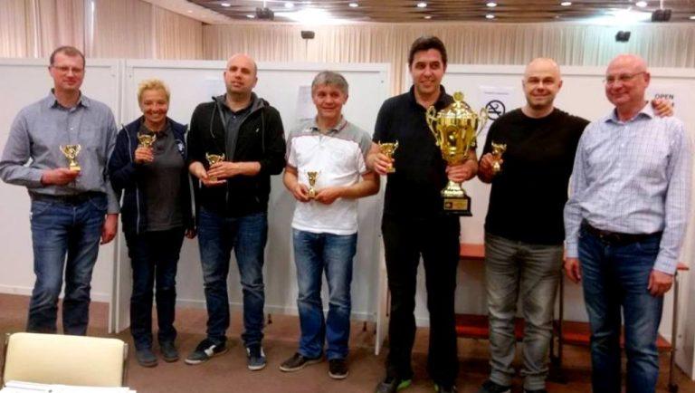 Открива се XIII международен турнир по спортен бридж
