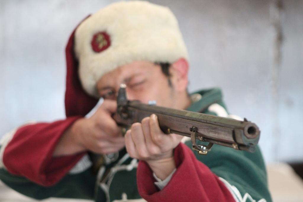 Историческо оръжие V стрелби 1
