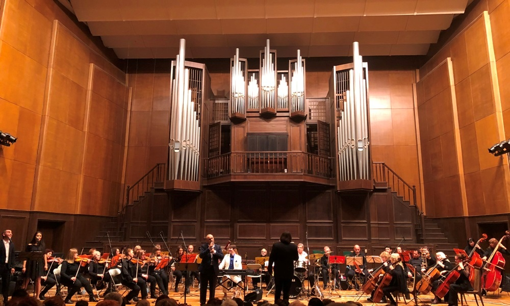 Концерт на Руслан Мъйнов в Добрич