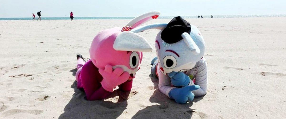 Великден на плажа. Снимка: Албена АД